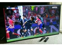 "LG 55"" Smart 4k Ultra HD HDR LED TV. NEW CONDITION FULL WORKING ORDER"