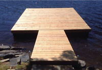 Floating Dock- NEW