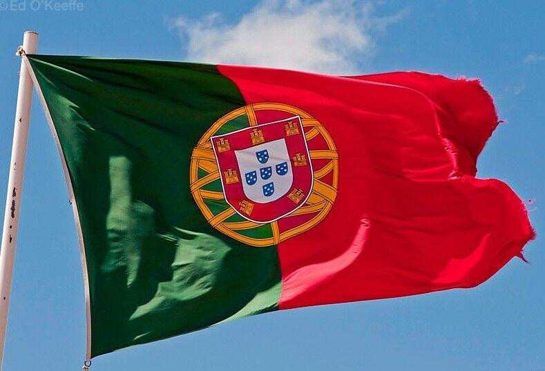 Portugal Portuguese EURO 2020 2021 Flag Bandeira de Portugal SPEEDY DELIVERY