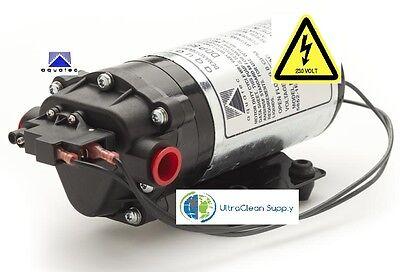 Aquatec 120 Psi Carpet Cleaning Extractor Pump Mytee Sandia Edic 230 Volts