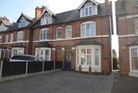Studio flat next to Gravelly Hill Station, Erdington, B23 7QP