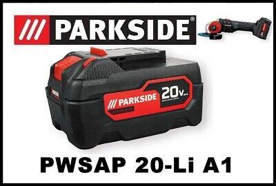 5Ah bateria amoladora radial Parkside PAPP 20 B2 angle grinder PWSAP 20...