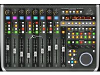Behringer X Touch Midi Control Surface Mixer Boxed As New