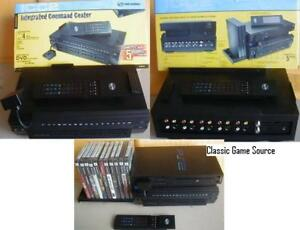 S AV SYSTEM SELECTOR For PLAYSTATION 2 PS2 + PS3 XBOX