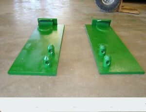 200-500 Brackets fit John Deere