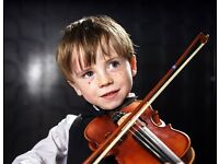 Violin and Viola Tuition ~ from ages 5 to 95!