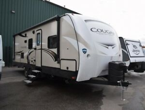 2018 Cougar 1/2 Ton TT - Travel Trailers Lightweight 25BHSWE