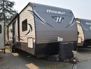 2018 Hideout TT - Travel Trailers 38FQTS