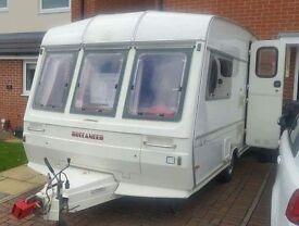 Buccaneer 2 berth caravan