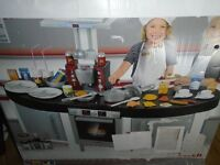 bosch childs play kitchen (new in box)