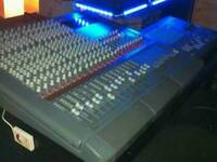 Tascam m2600 16 track mixing desk