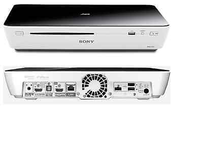 Sony NSZ-GT1 1080p Blu-ray Disc Player with Google TV   No remote No power adapt