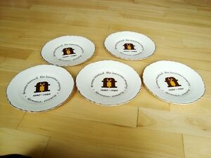 Set of 5 Formosa Mutual Insurance Co. Collector Plates - Mint Kitchener / Waterloo Kitchener Area image 4