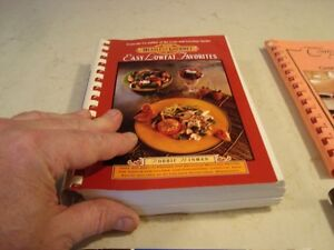 Set of 4 Recipe Books - Great shape  $4.00 for all 4 Kitchener / Waterloo Kitchener Area image 3