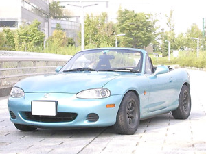 Looking For a Miata (NA or NB)