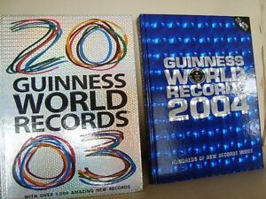 5 Guinness World Records Hardcover Books - Excellent Condition Kitchener / Waterloo Kitchener Area image 4