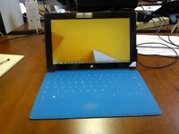 Surface RT + Touch Cover & Full Microsoft Office 2013 Licence