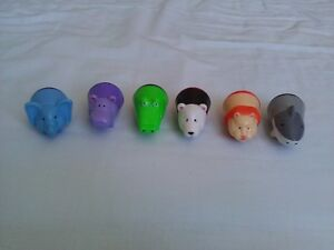 Decorative collectible toy animal statues marker pens NEW