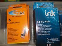 Ink cartridges - Cannon BJC 3000/6000 Ink cartridges