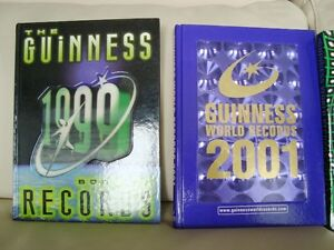 5 Guinness World Records Hardcover Books - Excellent Condition Kitchener / Waterloo Kitchener Area image 2
