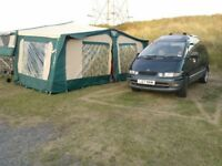 Trigano 575lx folding camper for sale