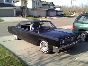 1967 Chrysler Newport - Partially Restored - Price Reduced