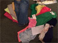 9-12 months girls Zara bundle