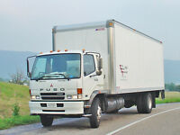 HONEST AND RELIABLE MOVERS,INSURED,BONDED,24HRS,$40/HR