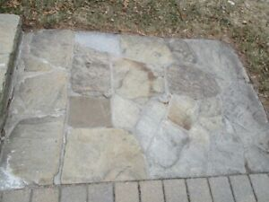 FLAGSTONE (apparently humber)