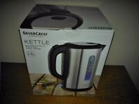 Silvercrest Kettle, Brand New Sealed In Box £10