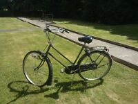 Gazelle Populair Unisex Commuter Dutch Vintage Bike 70s 3 gears
