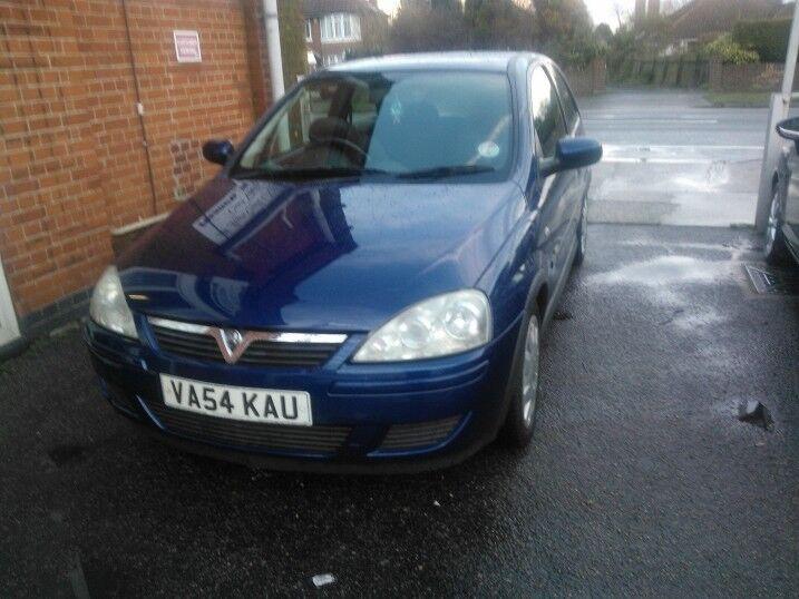 Vauxhall Corsa 1.2 3d Blue