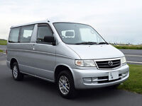 MAZDA BONGO 5 or 8 seater MPV - great condition