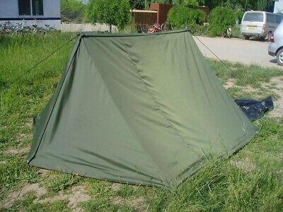 Tienda Militar Aneto Altus Ejercito. Ideal Camping Montaña Senderismo