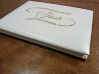 Guest Book for Wedding, Gathering, Shower, Party, etc.