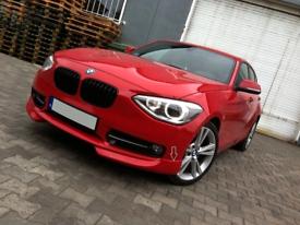 BMW 1 Series F20 front Spoiler AC Schnitzer Look brand new