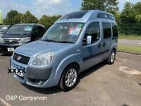 Fiat Doblo used Campervan