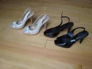 Two Pairs of Shoes - One Brand New and the other Used -$17/both Kitchener / Waterloo Kitchener Area image 6