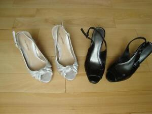 Two Pairs of Shoes - One Brand New and the other Used -$17/both Kitchener / Waterloo Kitchener Area image 8