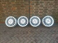 "Oz 17"" alloys for mni coopers"