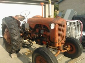 1946 Case DC4 Tractor Trade for Dune Buggy,Baja Bug or VW Beetle