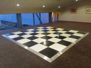Black and White dance floor Lane Cove West Lane Cove Area Preview