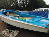wayfarer dinghy mark 2
