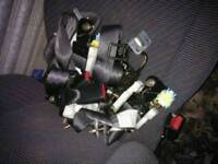 Honda civic ek ej9 car front / back seatbelts