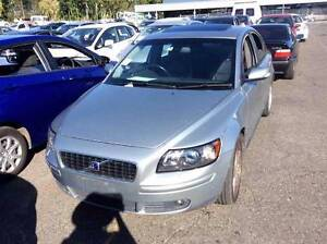 2006 Volvo S40 T5 AWD complete car Denistone Ryde Area Preview