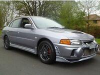 Mitsubishi Evolution 1996 (Near Factory Standard)