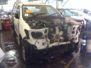 Toyota Hilux with Tray, Single Cab, White Now Wrecking A 1472 Revesby Bankstown Area Preview