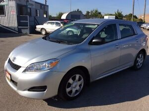 2009 Toyota Matrix LOW KMS - LIKE NEW & VERY SOLID. A1 BUY!!