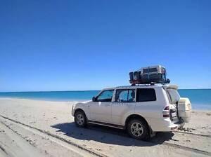 2002 Mitsubishi Pajero V6 160,000km - full cover insurance $10k Bondi Beach Eastern Suburbs Preview