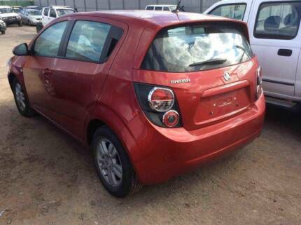 Holden Barina tm wrecking all parts